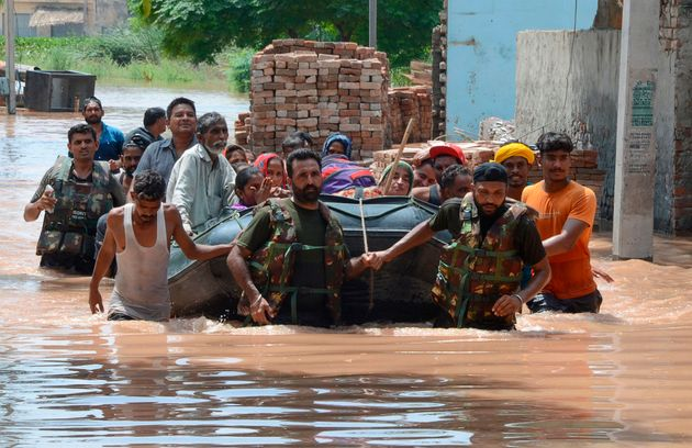 Punjab Floods: Caught Out By Climate Change, Bhakra Dam Officials Act Fast To Save