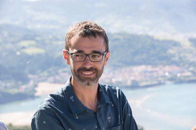 Ibon Martín, de las guías de viajes al boom del 'thriller'