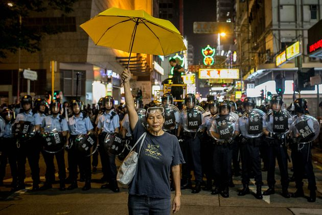 Sparked by an extradition bill, Hong Kong's pro-democracy protests have expanded to object against authoritarian...