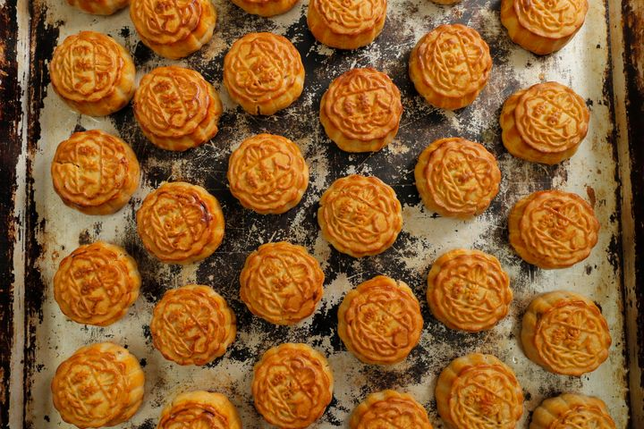 These mooncakes' pro-democracy messages have been popular at Wah Yee Tang. South China Morning Post reports that at the time of reporting, the bakery's owner had to start turning down orders.