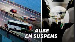 Le preneur d'otages d'un bus à Rio de Janeiro abattu par la