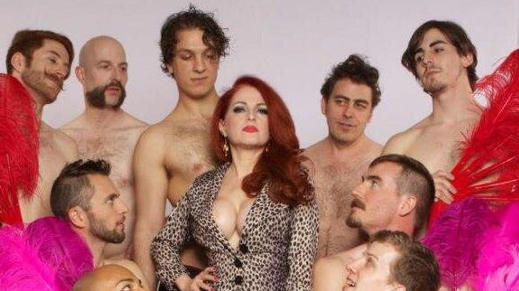 Why This Queer, Middle-Aged Burlesque Dancer Wants You To 'Be Shameless' Too
