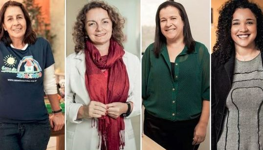 21 mulheres que estão mudando o