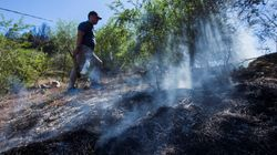 Σε ύφεση η πυρκαγιά στο Γκραν Κανάρια, μικρότερη η καταστροφή απ′ όσο εκτιμούσαν οι