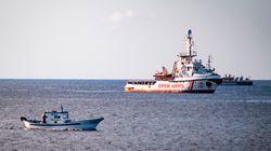 La Fiscalía italiana ordena la incautación del Open Arms y el desembarco de los