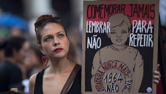 Por que a memória da ditadura no Brasil é diferente de outros países da América