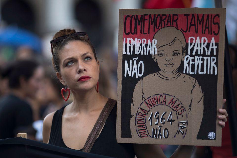"""""""Os desaparecimentos forçados continuam fazendo parte do repertório de ação..."""