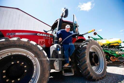 As Trade War With China Heats Up, Farmers See Bleaker Outlook For 2020.