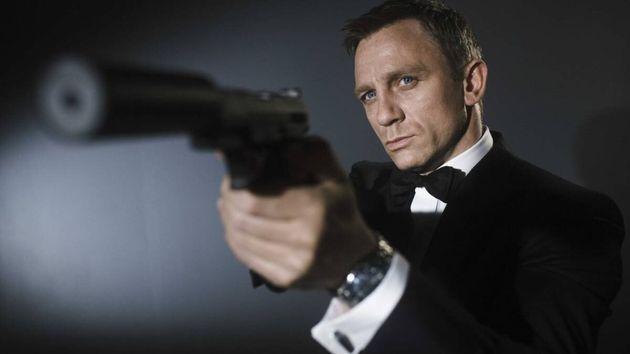 James Bond está de vuelta con Daniel Craig de protagonista y 'chica bond'