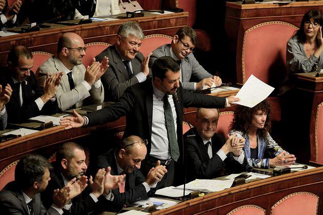 Salvini, lo schiaffo inatteso