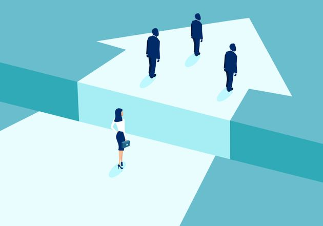 La brecha salarial existe aunque hombres y mujeres cobren igual por el mismo