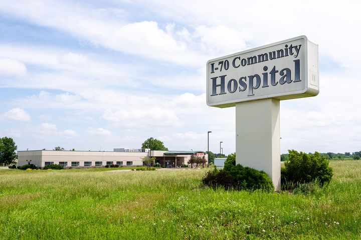 I-70 Community Hospital in Sweet Springs, Mo., is one of eight hospitals owned or managed by Miami businessman Jorge A. Perez
