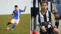 Um gesto para eternizar Dyogo Costa, adolescente morto por tiro de fuzil no