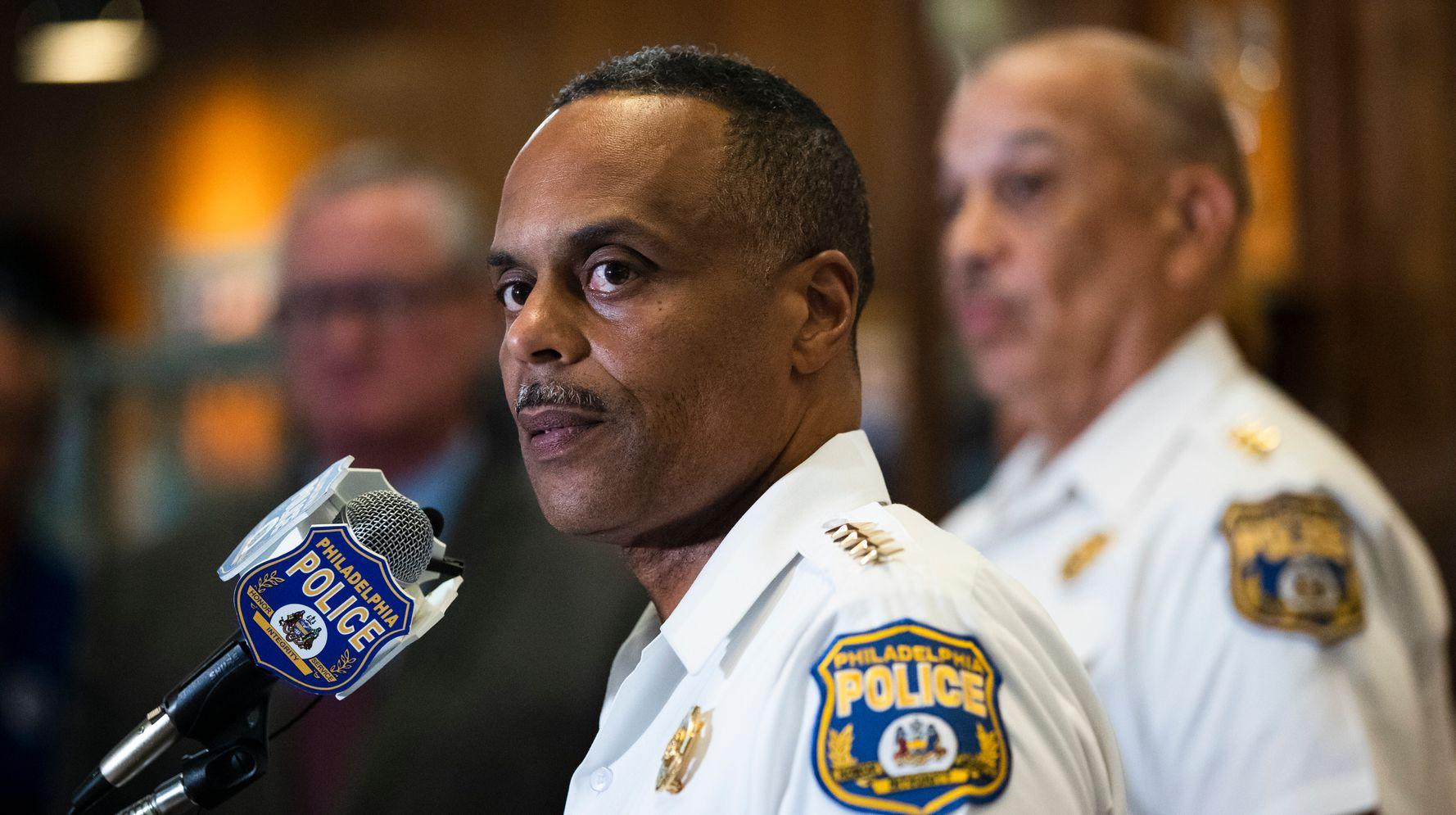 Philadelphia Police Commissioner Resigns Over Handling Of Harassment Allegations