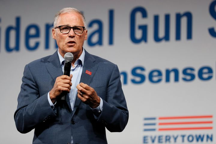 The clearest effect of Jay Inslee's campaign might be how he amplified activists' calls for a climate debate.