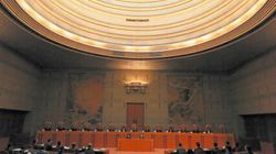 最高裁大法廷にアスベスト、使用中止 実は10年前に発覚