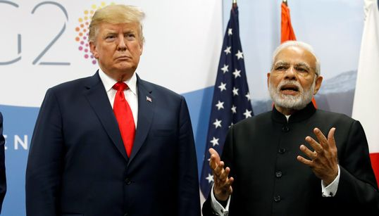 'I Think, We Are Helping': Trump To Bring Up Kashmir During Meet With Modi At G7