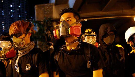 홍콩 시위 11주째, '정치적 해법'이 필요하다는 얘기가 나오고