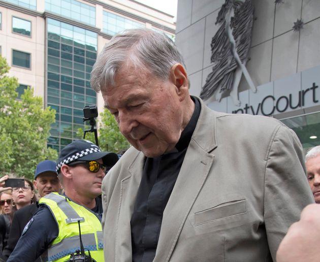 Le cardinal George Pell, condamné pour pédophilie, perd son