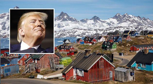 Ο Τραμπ ακυρώνει την επίσκεψη του στη Δανία λόγω της έριδας για τη