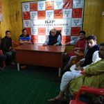 In Kashmir, Only The BJP Is Conducting Business As
