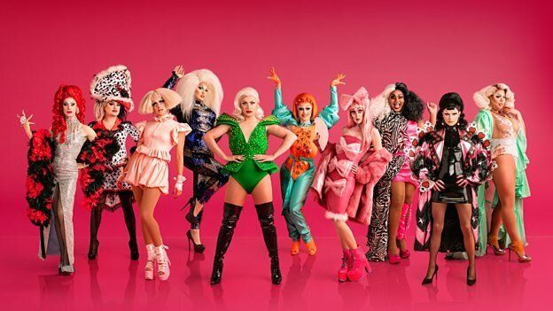 RuPauls Drag Race UK Queens Revealed: Meet The 10 Fabulous New Contestants