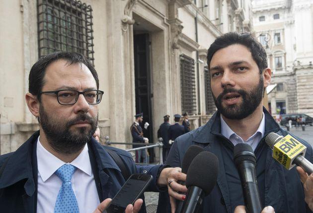 Francesco D'Uva e Stefano