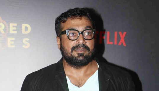 'Sacred Games' Director Anurag Kashyap Under Fire For 'Hurting' Sikh