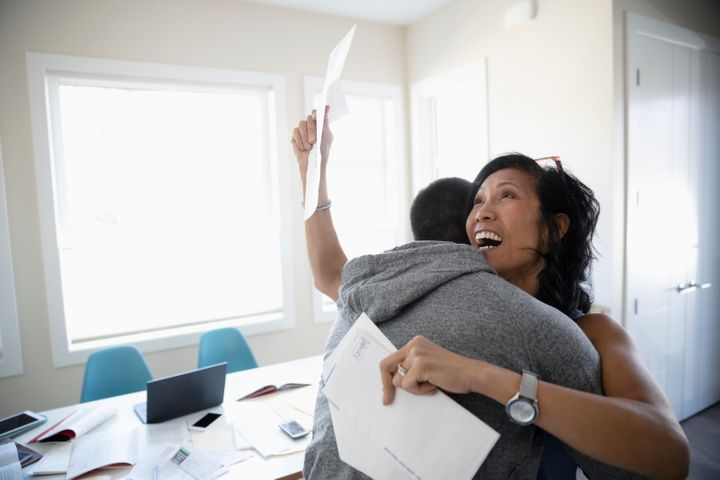 Why You Shouldn T Brag About Your Kids Gcse Results Today Huffpost Uk Parents
