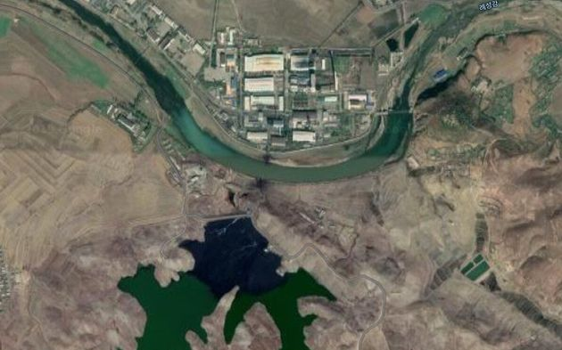 북한 우라늄 공장 폐기물이 한국에 영향을 미칠 수 있다는 보도가