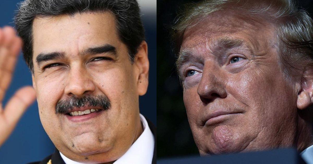 Maduro confirma que hay contactos entre su Gobierno y el de EEUU