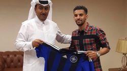 L'international marocain M'barek Boussoufa rejoint le club qatari