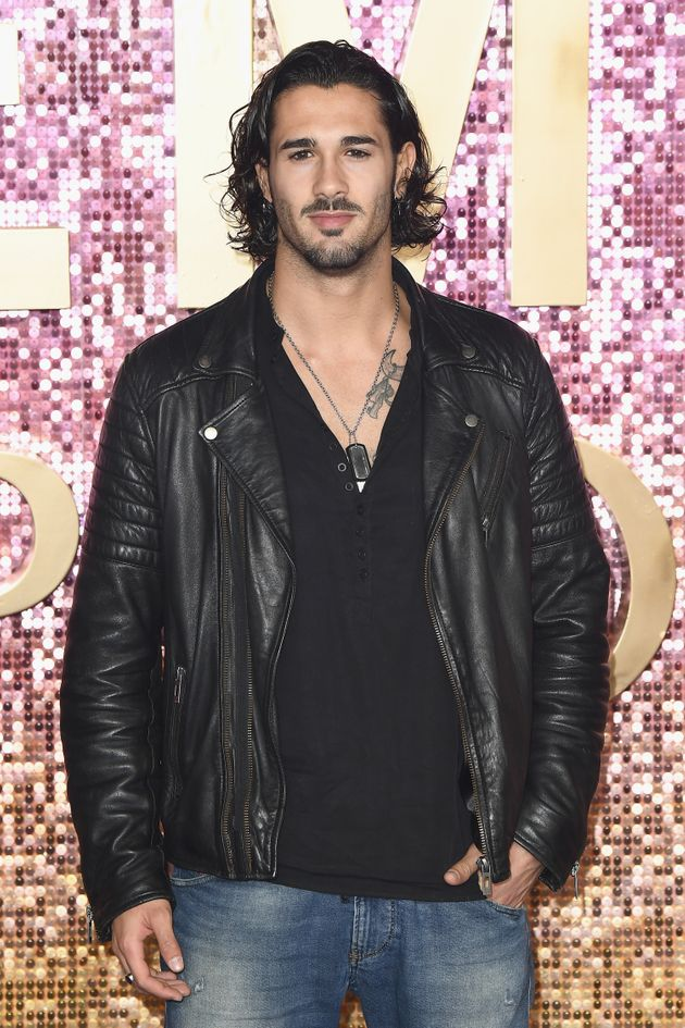 Strictly Come Dancing Pro Graziano Di Prima Wont Be Paired With A Celebrity On New Series