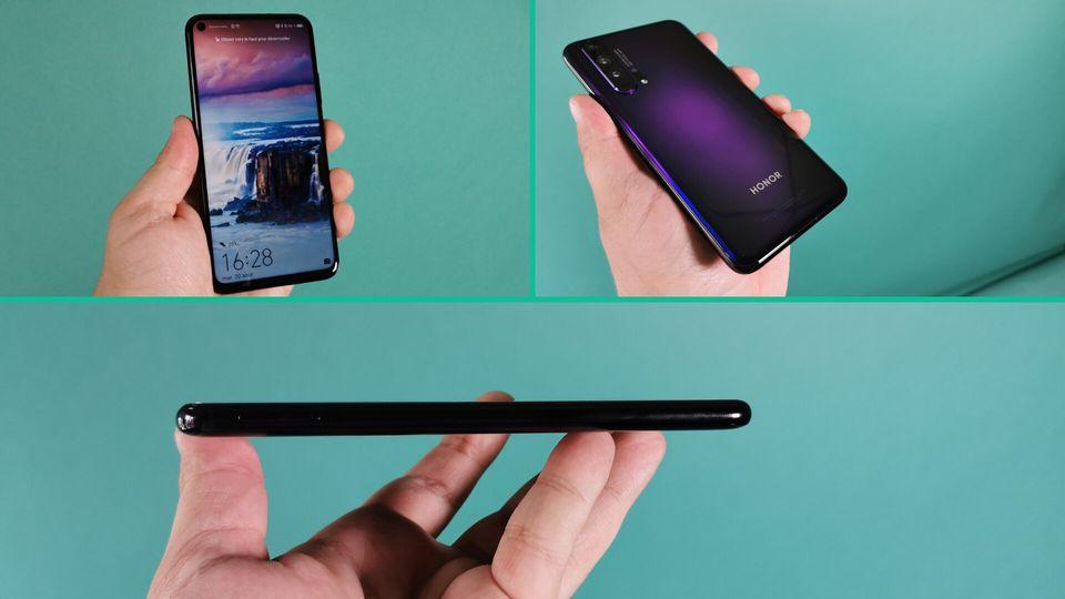 Le Honor 20 Pro est-il aussi bon que le Huawei P30 Pro en photo?