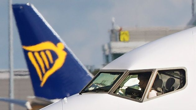 Ryanair Strike: Airline Granted Application To Stop Pilots' Industrial Action In
