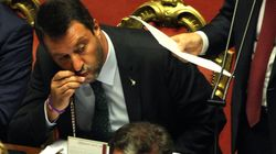 Salvini, l'Appeso (di F.