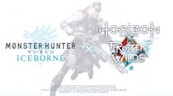 Monster Hunter World: Iceborne Is Getting a Horizon Zero Dawn: The Frozen Wilds Collaboration on