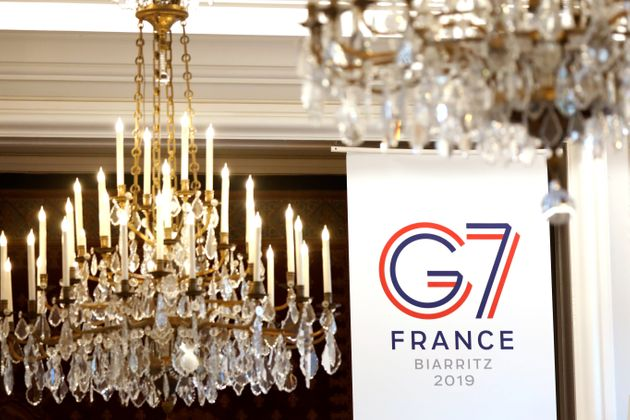 Le G7 a lieu du 24 au 26 août à Biarritz et mobilisera 13.200 policiers et gendarmes. Seuls...