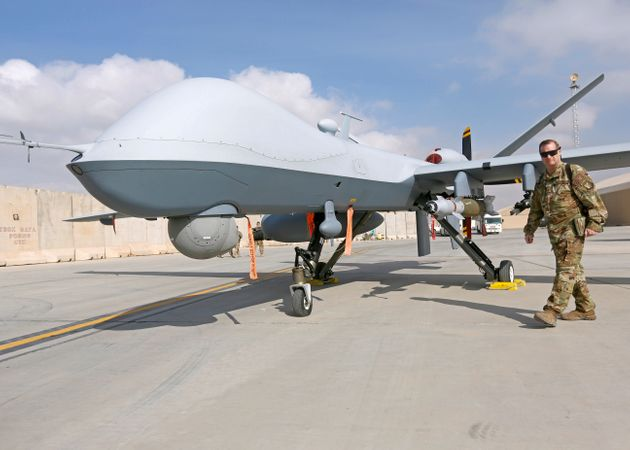 Κατάρριψη αμερικανικού drone στην
