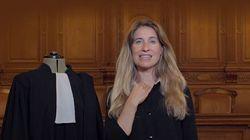 La storia di Virginie, la prima avvocatessa sorda francese nel doc di Arte in