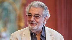 Plácido Domingo reaparece tras ser acusado de acoso