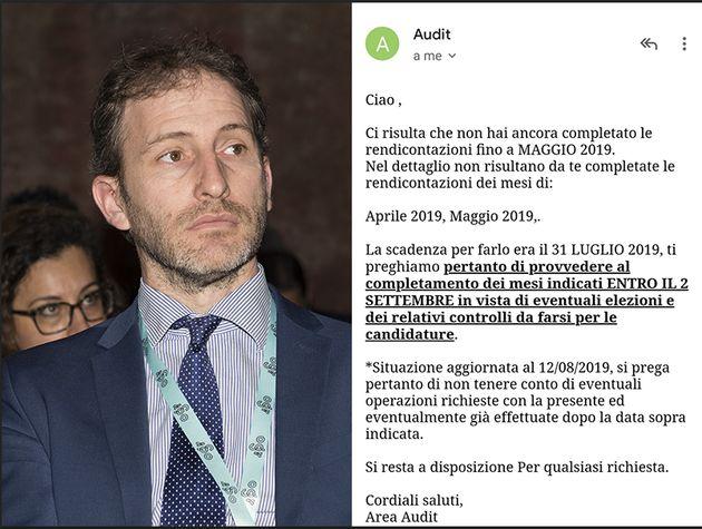 Mail di Rousseau ai parlamentari M5S:
