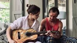Cette photo d'Emma Watson et Tom Felton a mis les fans de