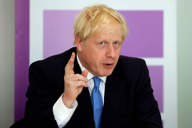 Boris Johnson Is An 'Unelected PM' Who Is 'Gambling' With Irish Peace Process, EU Commissioner Claims