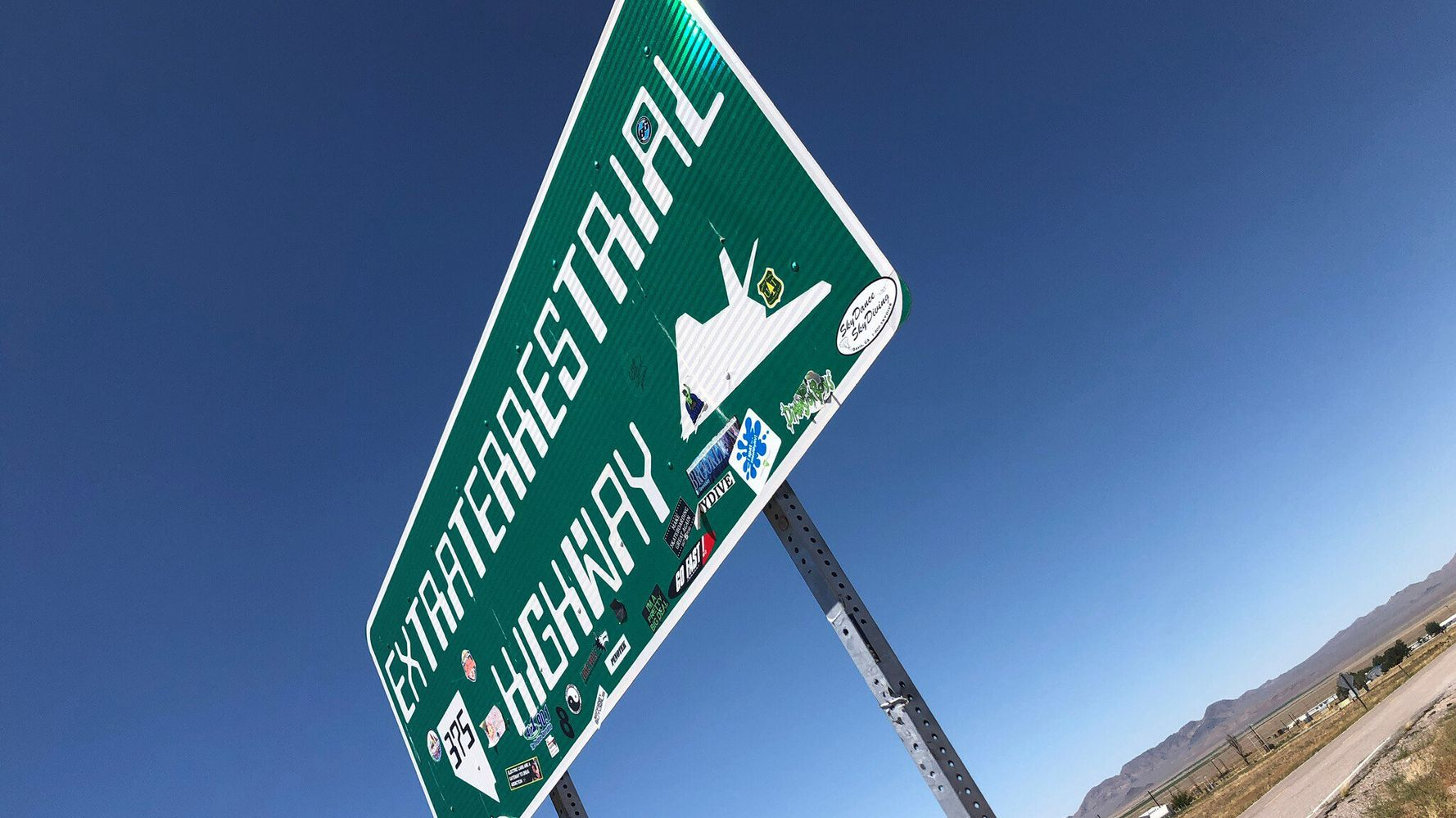 Nevada Town Near Area 51 Braces Itself For Hordes Of Alien Hunters