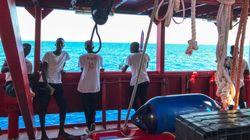 La France va accueillir 150 des 356 migrants secourus par l'Ocean