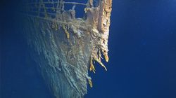 Stunning Photos From First Titanic Dive In More Than A