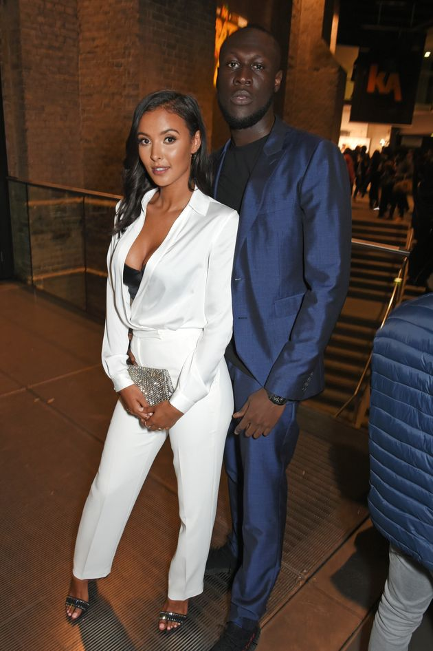 Stormzy And Maya Jama Split After Four Years Together