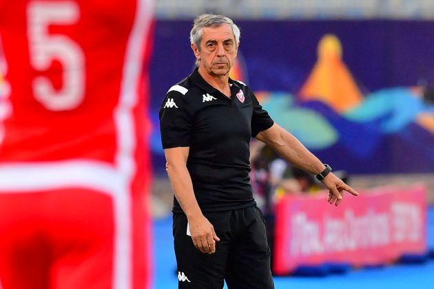 Football: Alain Giresse n'est plus le sélectionneur des Aigles de