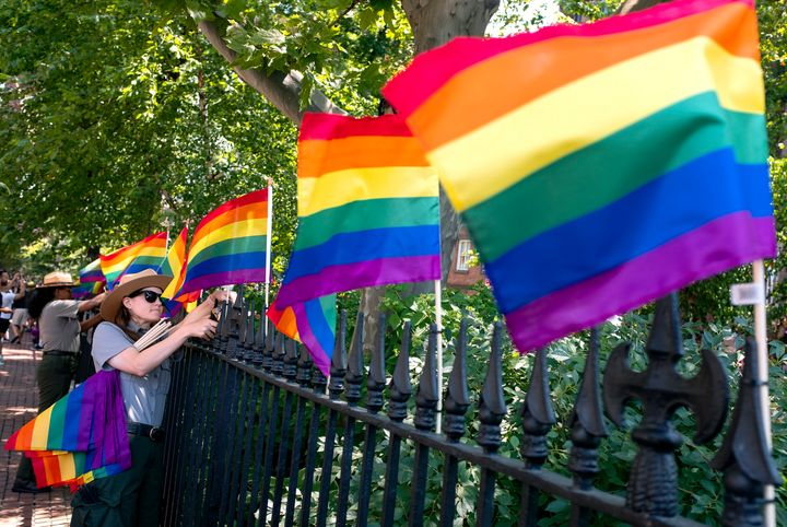 LGBTQ Rights Groups Privately Feud Over Strategy